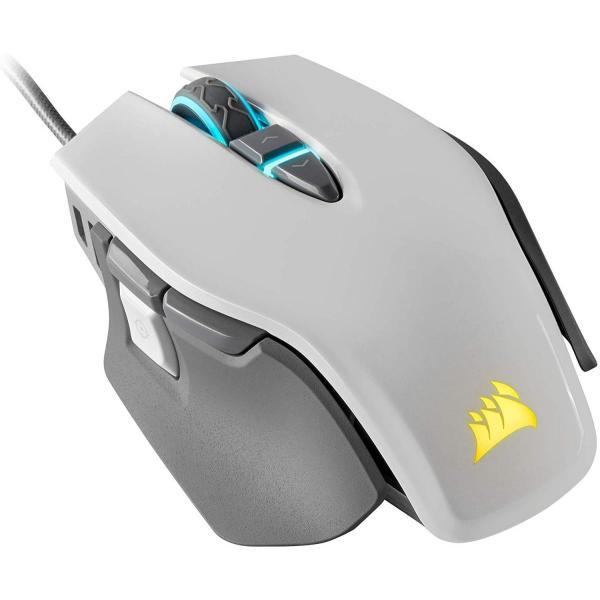 Corsair M65 RGB ELITE MS360 ゲーミングマウス CH-9309111-AP 大人気 -White- 特価キャンペーン