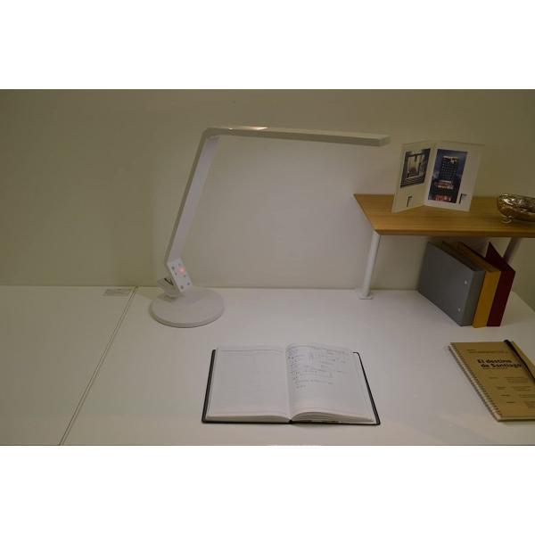 KOIZUMI コイズミ コイズミ学習机 イルミネーター ホワイト 希望者のみラッピング無料 LEDスタンドライト PCL-011WH 限定品