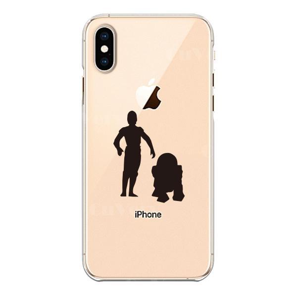 22f8364e48 ... iPhoneXS/X iPhoneXs Max iPhoneXR ワイヤレス充電対応 アイフォン クリア 透明 スマホ ケース STAR  WAIS ...