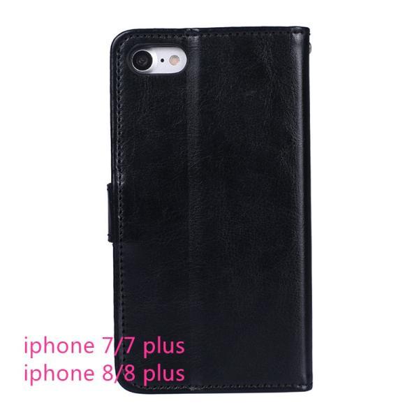 在庫処分 iPhone X ケース 手帳型 iPhone 7 / 8 カバー iPhone8 / iPhone7 Plus スタンド機能 カード収納 Xperia XZ1 Compact 保護ケース Galaxy Note8 S8 Plus|mytonya|07
