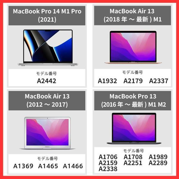 MacBook Pro 13.3 Retina フィルム ディスプレイ 13.3インチ Late 2012モデル ~ Early 2015年モデル ( A1425 / A1502 ) 画面 Apple クリア/ ポイント消化|mywaysmart|03