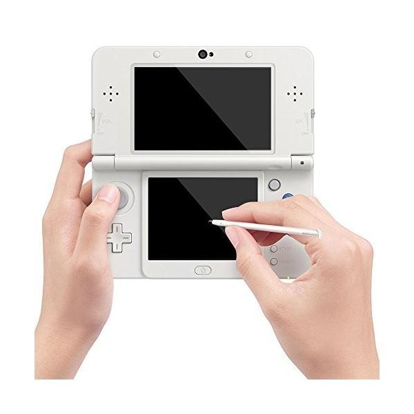 New ニンテンドー 3DS LL フィルム 上下 2枚セット 液晶 画面 保護フィルム NINTENDO 3DSLL DS 自己吸着 スクリーン シート クリア/ ポイント消化 mywaysmart 02