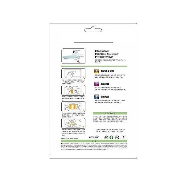 ニンテンドー 3DS フィルム NINTENDO 3 DS 上下 2枚セット 液晶 画面 保護 保護フィルム 自己吸着式 コーティング シート クリア/ ポイント 消化|mywaysmart|03