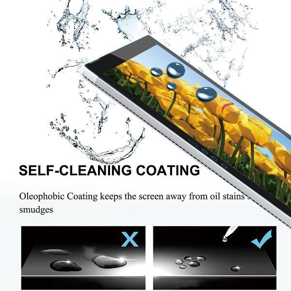 Microsoft Surface pro 6 フィルム ガラスフィルム ケースに干渉しない 9H 高硬度 高級 ガラス タブレット サーフェイス プロ 12.3|mywaysmart|03