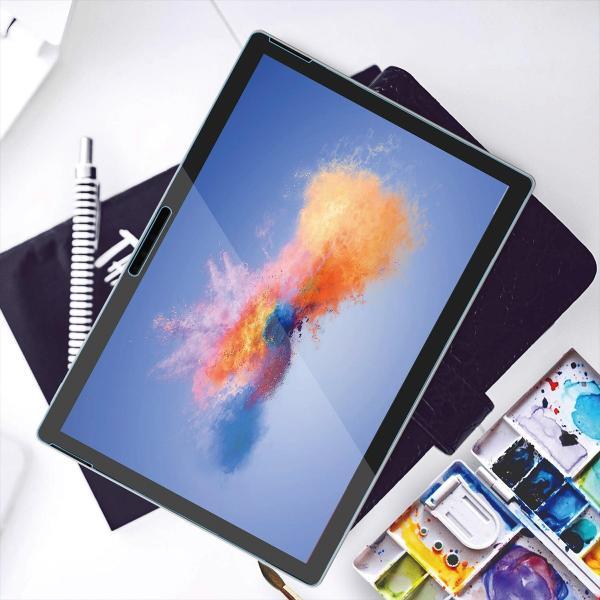 Microsoft Surface pro 6 フィルム ガラスフィルム ケースに干渉しない 9H 高硬度 高級 ガラス タブレット サーフェイス プロ 12.3|mywaysmart|09