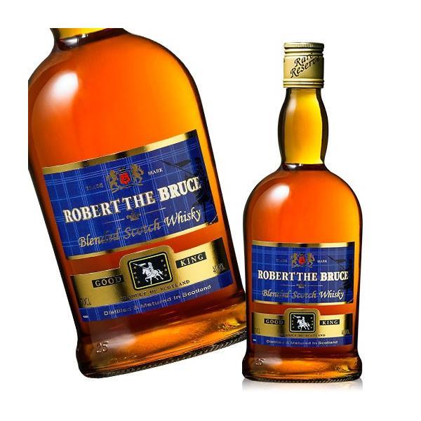ロバート・ザ・ブルース スコッチ ブレンデッド 700ml ウイスキー ウィスキー whysky