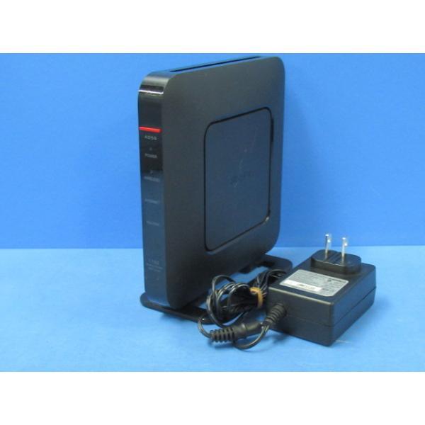 中古 WSR-1166DHP2バッファローBUFFALO無線LAN親機無線LAN/ルーター