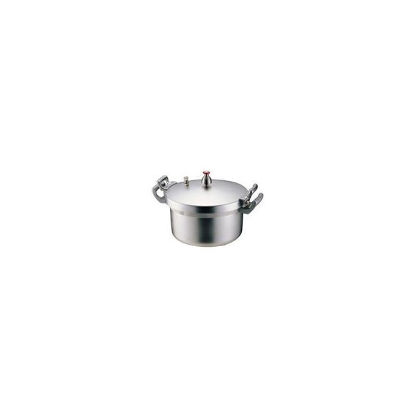 ホクア 業務用アルミ圧力鍋 24L AAT01024|n-kitchen