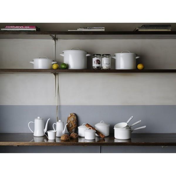 月兎印 マグカップ ホワイト 300cc 05006722 フジイ 野田琺瑯 白|n-kitchen|03