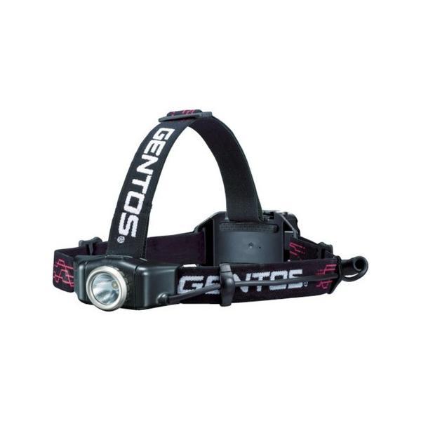 Gシリーズ LEDヘッドライト 002DG GENTOS GH002DG-3335