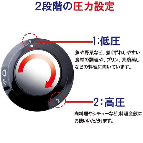 フィスラー コンフォート プラス 圧力鍋 2.5L 91-02-00-511 Fissler|n-kitchen|05