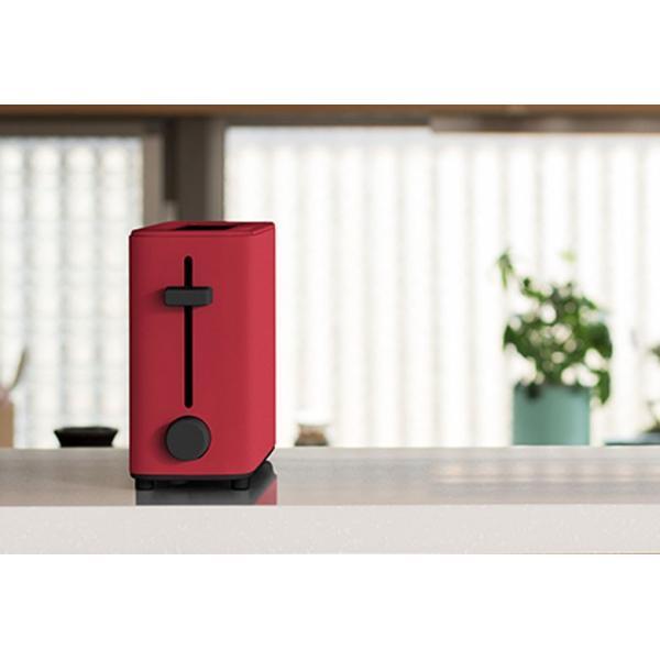 ±0 ポップアップトースター 1枚焼き レッド XKT-V030(R) n-kitchen 04