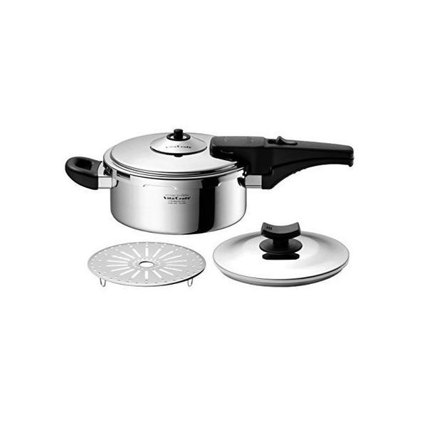 ビタクラフト スーパー圧力鍋アルファ 2.5L 622|n-kitchen