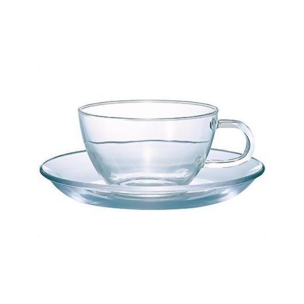 HARIO 耐熱ティーカップ&ソーサー TCSN-1T ハリオ|n-kitchen|02