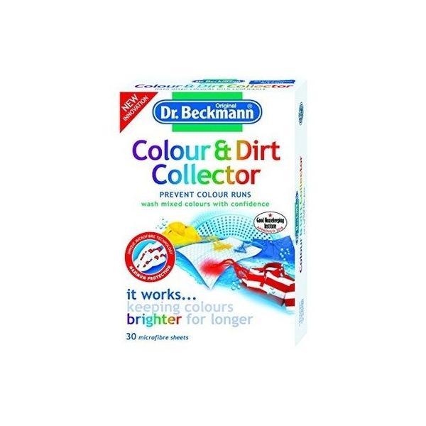 ドクターベックマン カラー&ダートコレクター 色移り防止シート30枚 DP010007 Dr.Beckmann|n-kitchen|02