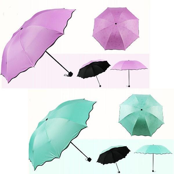 セール 日傘 晴雨兼用折りたたみ傘 折り畳み傘 携帯用 アンブレラ 新作 メール便のみ送料無料3♪3月10日から20日発送予定|n-martmens|02