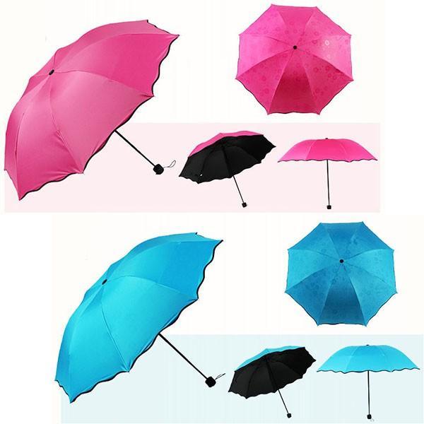 セール 日傘 晴雨兼用折りたたみ傘 折り畳み傘 携帯用 アンブレラ 新作 メール便のみ送料無料3♪3月10日から20日発送予定|n-martmens|03
