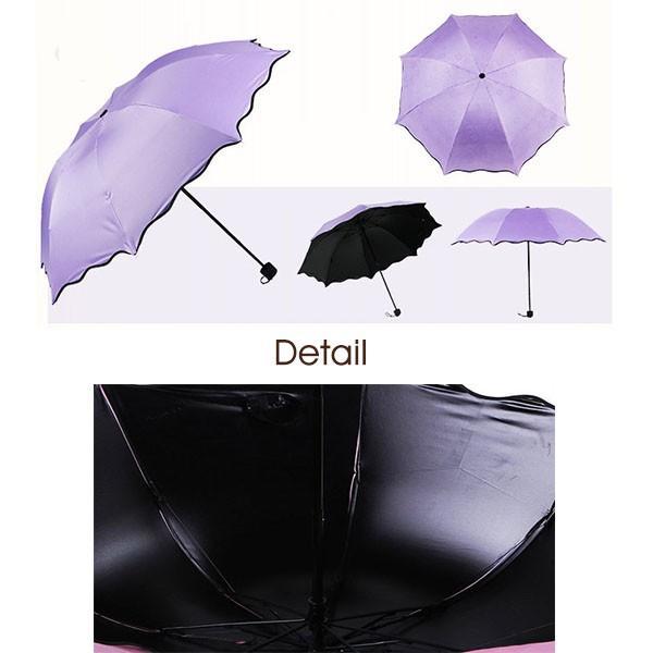 セール 日傘 晴雨兼用折りたたみ傘 折り畳み傘 携帯用 アンブレラ 新作 メール便のみ送料無料3♪3月10日から20日発送予定|n-martmens|04