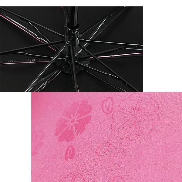 セール 日傘 晴雨兼用折りたたみ傘 折り畳み傘 携帯用 アンブレラ 新作 メール便のみ送料無料3♪3月10日から20日発送予定|n-martmens|05