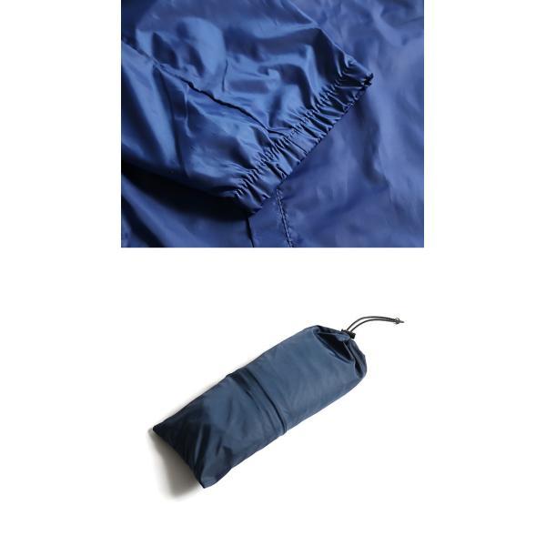 ナイロンジャケット メンズ ウインドブレーカー パッカブル フード 撥水 防風 コンパクト 携帯 メール便のみ送料無料2|n-martmens|21
