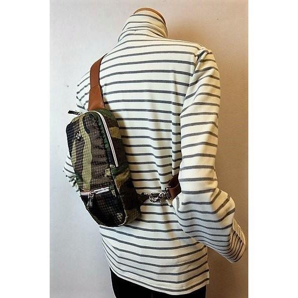 オロビアンコ ボディバッグ 迷彩 オロビアンコバッグ メンズ鞄 イタリア製 OROBIANCO