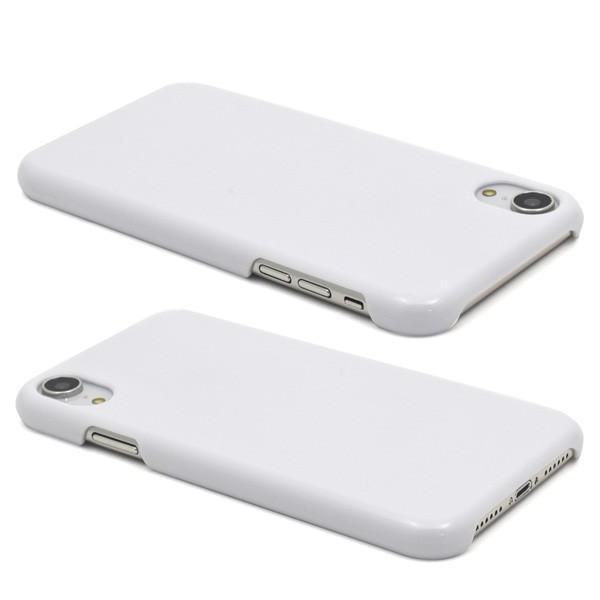 d50ed5e3ee ... iPhone XR ケース 白 ホワイト ハードケース アイフォン テンアール スマホケース n-style 02