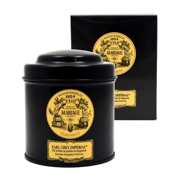 紅茶 茶葉 マリアージュ フレール アールグレイ インペリアル 100g 缶 リーフ 輸入ブランド紅茶 n-style 04