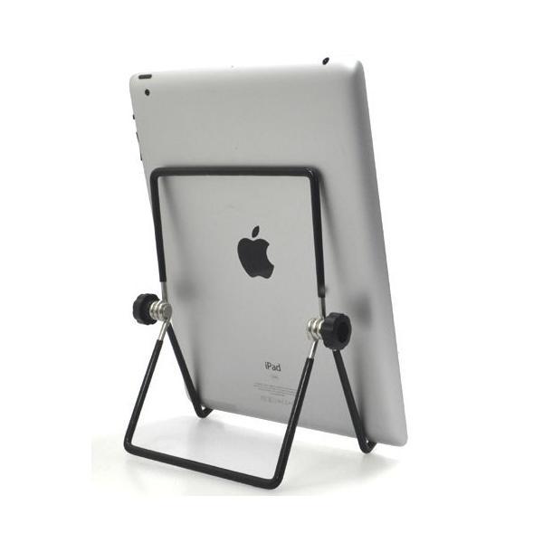 タブレットPC用ワイヤースタンド  iPad2やGALAXY-Tabなどに!|n-style