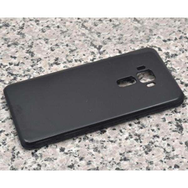 スマホケース ZenFone 3 ZE552KL用ハードブラックケース SIMフリー/シムフリー/激安/格安 スマートフォン|n-style|05