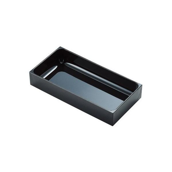 カトラリートレーM ブラック|n-tools