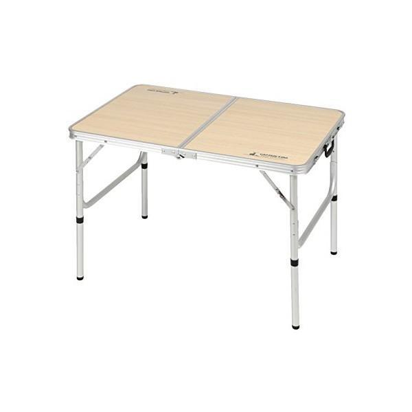 キャプテンスタッグ(CAPTAIN STAG) ジャストサイズ ラウンジ チェアで食事がしやすい テーブル M UC0516|n-tools