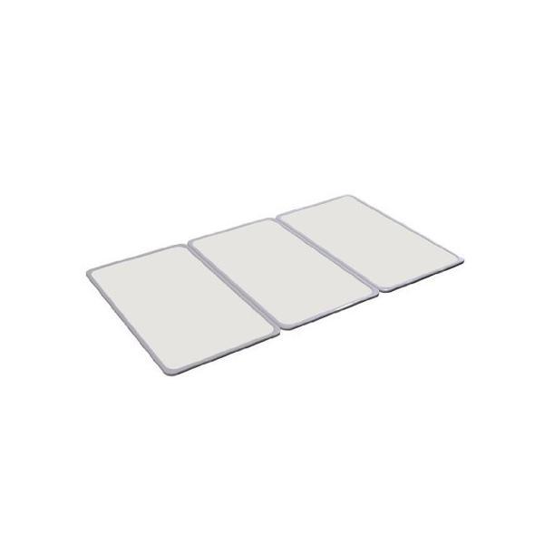 組合せ風呂ふた L−12 (縦73×横118cm) 77507|n-tools