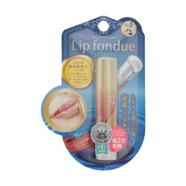 メンソレータム リップフォンデュ ハニーローズの香り 4.2g|n-tools