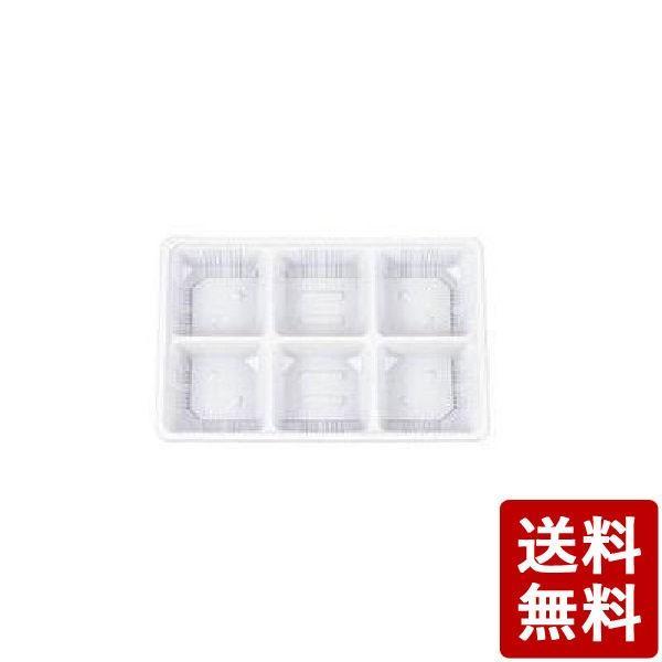 夢彩ごぜん(50枚入)TSR-BOX 90-60 中仕切 6 白 (品番:RTKB908)|n-tools
