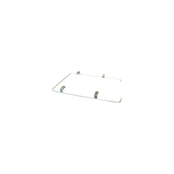 飲茶・お粥ワゴン用ガードバー CD:443020|n-tools
