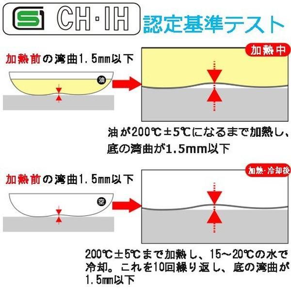 ウルシヤマ IHルミエール フライパン 28cm LME-F28|n-tools|12