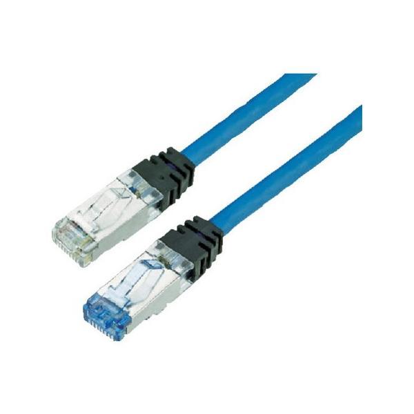 カテゴリ6A細径シールドパッチコード 1m 青 パンドウイット STP28X1MBU-6260|n-tools