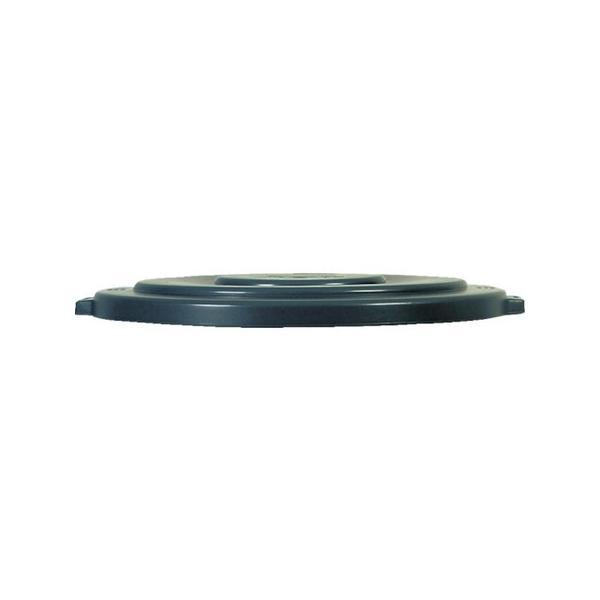 ラウンドブルートコンテナ用フタ 208.2L用 ブラック エレクター 1779738-1063|n-tools
