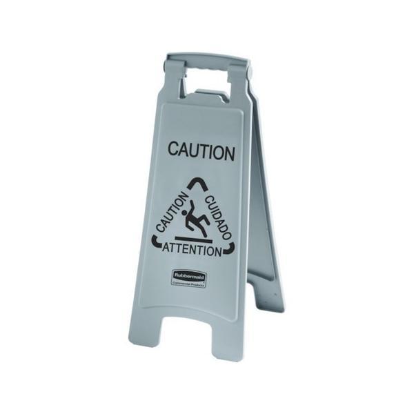 エグゼクティブフロアサイン グレイ ラバーメイド 186750675-8036 n-tools