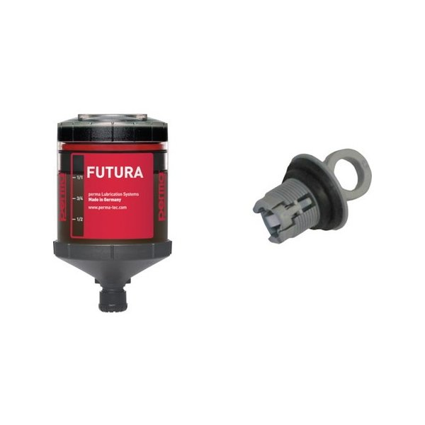 自動給油器 SF01 12ヶ月 標準グリス 120CC付き perma PFSF0112-6313 n-tools