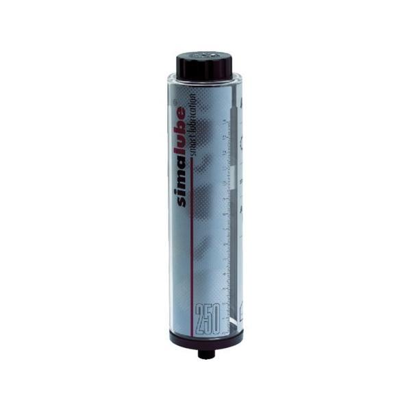 シマルーベ自動給油器 グリス250CC付き マクノート SL01250-7005|n-tools