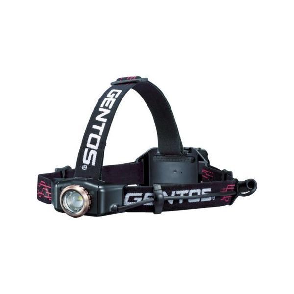Gシリーズ 明暗ライトセンサー搭載LEDヘッドライト 009RG GENTOS GH009RG-3335