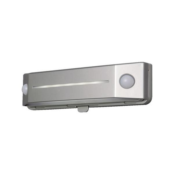 乾電池式LEDセンサーライト フットタイプ 白色 IRIS BOSFN2WS-1256|n-tools