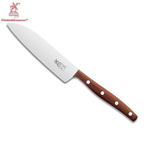 【送料無料】ロベルトヘアダー コンパクト Kシリーズ K3 コンパクト クッキングナイフ プラムウッド 9733.1637.04|n-tools