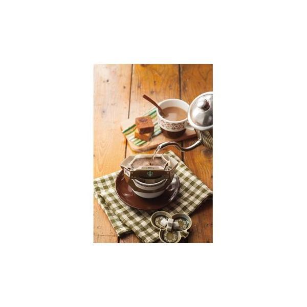ギフト スターバックスコーヒー×クリエグリエ 選べる金澤窯出しパウンドケーキギフト 4個セット 内祝い コーヒーギフト 贈答品 お返し nacole 08