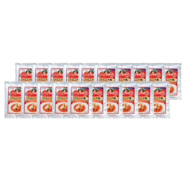 ボルシチ風たっぷり野菜のトマトスープ B-100(レトルト食品) 内祝い 結婚内祝い 出産内祝い 景品 引き出物 お返し 贈答品 贈り物 ギフト