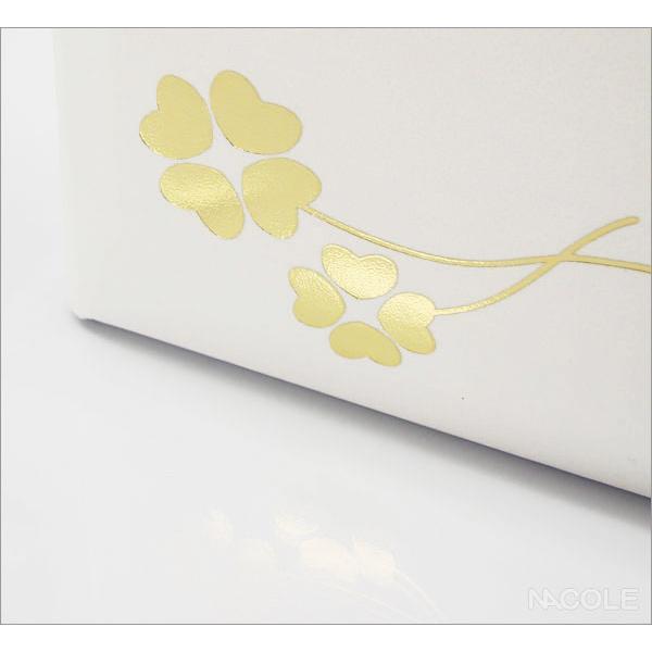 結婚式 ゲストブック 芳名帳 結婚内祝い 出産内祝い 贈答品 贈り物 お返し|nacole|05