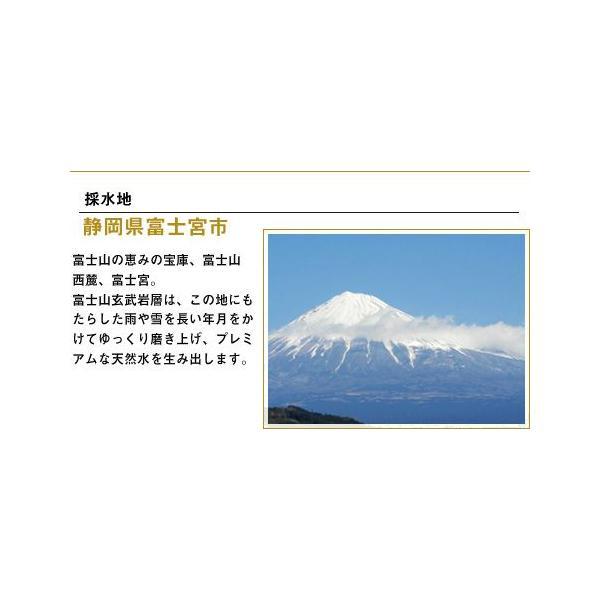 富士山のバナジウム水130 2L×6本 1ケース プレミアム天然水 ペットボトル 国産ミネラルウォーター nacole 03