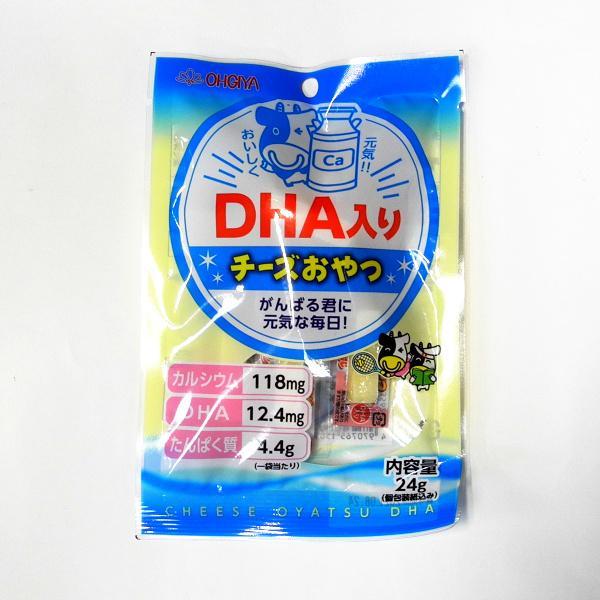 扇屋 チーズおやつDHA入り 24g×10袋 − 扇屋食品