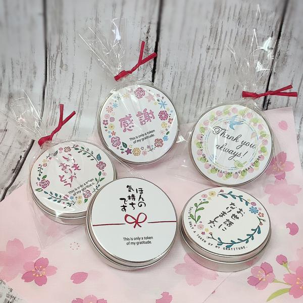 プチギフトハーブ缶|nagakura-store|02